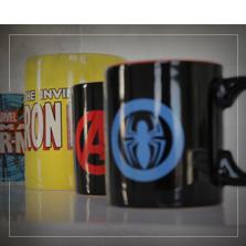 Superheros Mugs