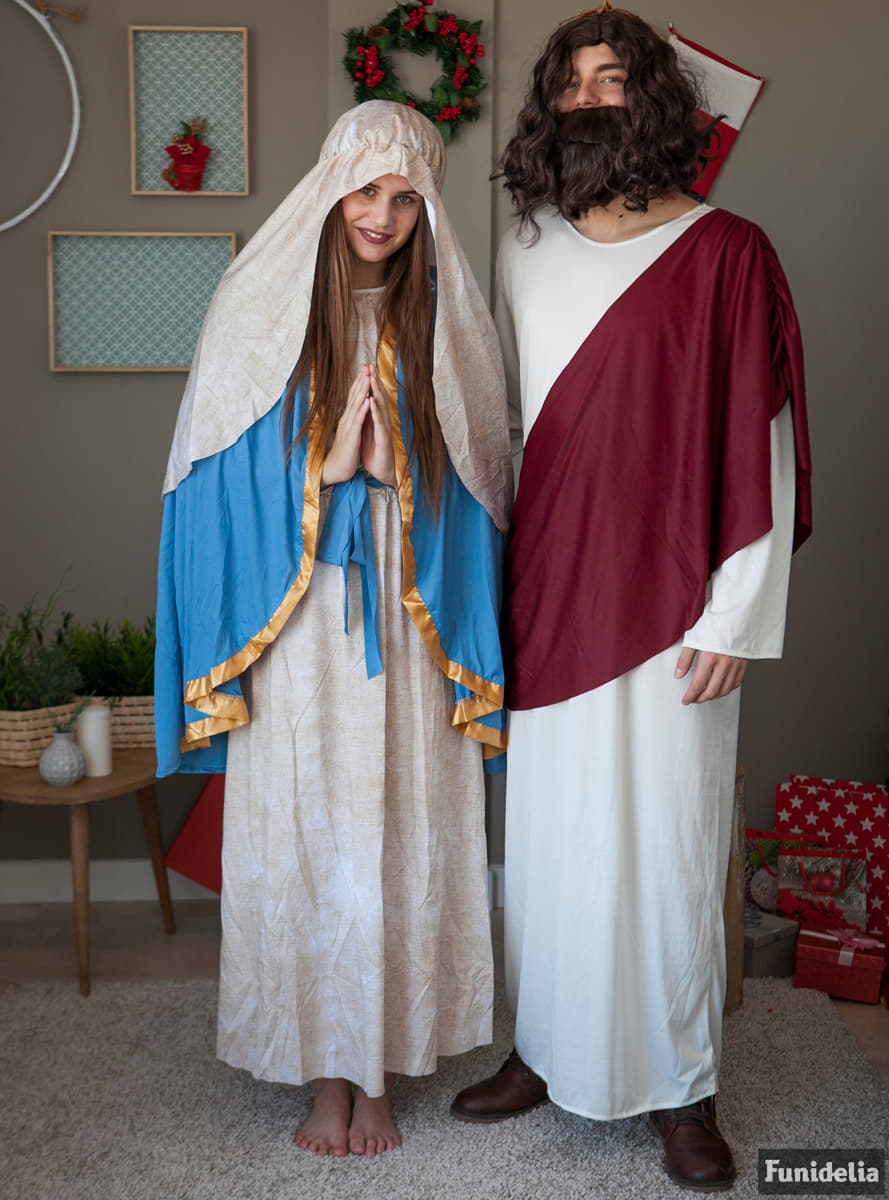 Disfraz de Jesús profeta - Funidelia