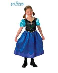 Costume de elsa luxe frozen pour fille acheter en ligne sur funidelia - Jeux gratuit pour fille la reine des neiges ...