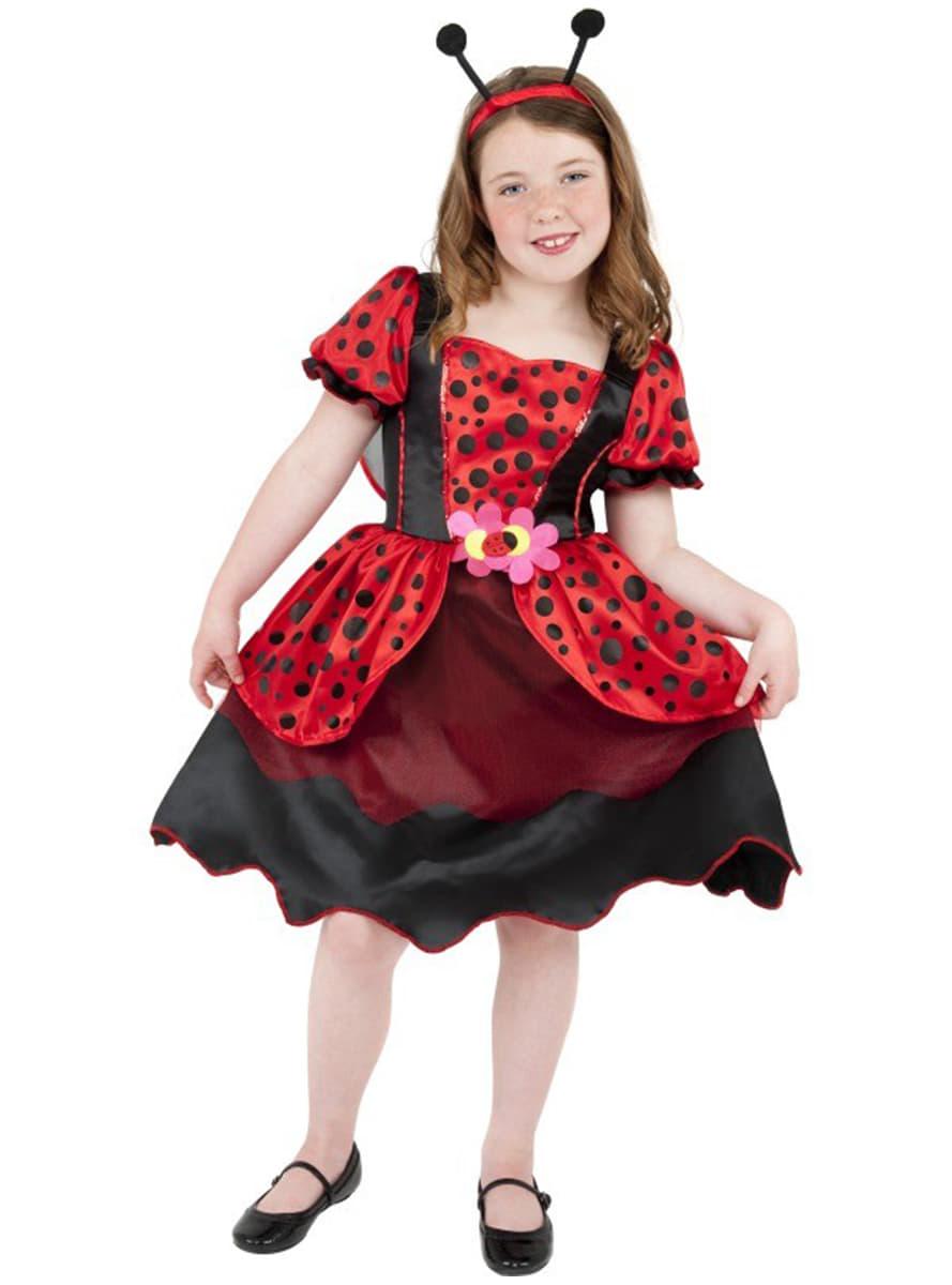 Disfraz de mariquita para ni a funidelia - Disfraz de mariquita de nina ...