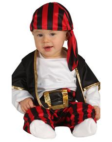 disfraz de pirata bucanero para beb
