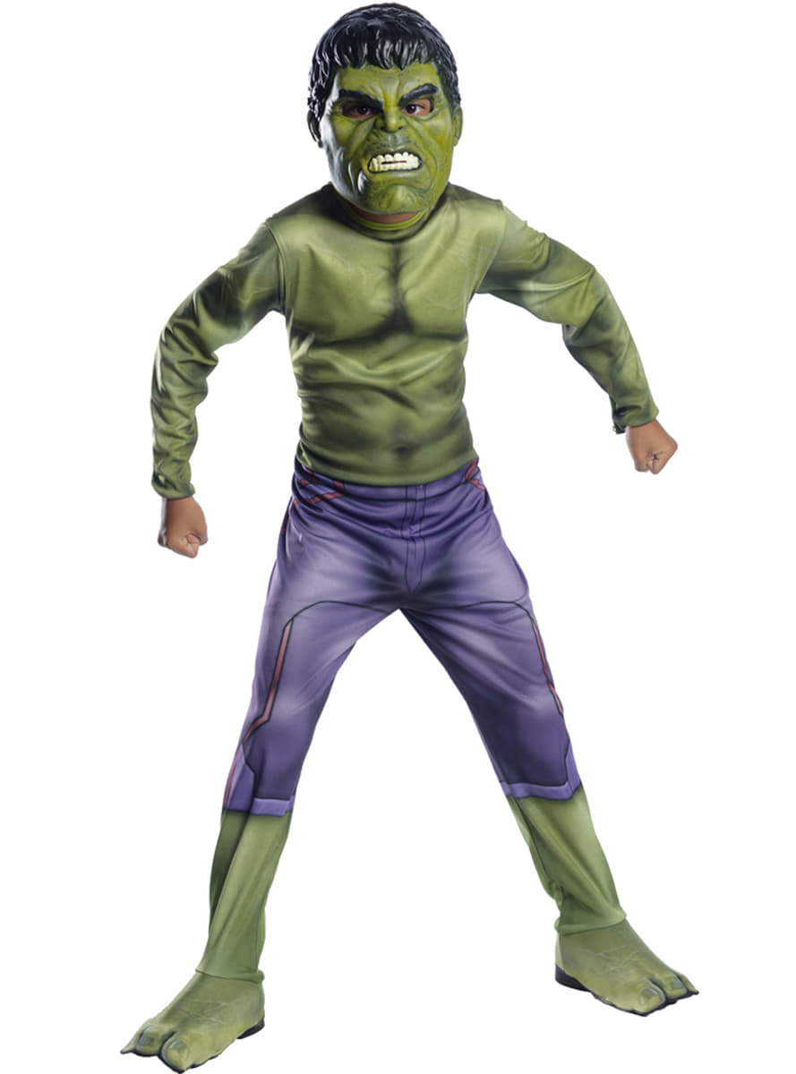 hulk kost m f r jungen avengers age of ultron funidelia. Black Bedroom Furniture Sets. Home Design Ideas
