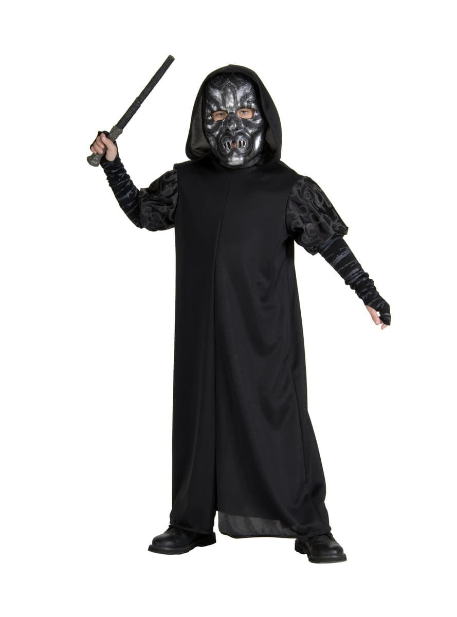 costume mangemort harry potter enfant