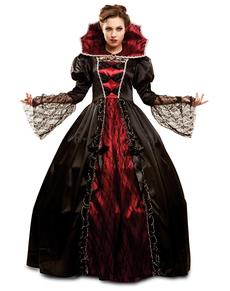 disfraz de vampiresa poderosa para mujer