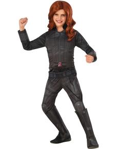 D guisement marvel costume marvel - Captain america fille ...