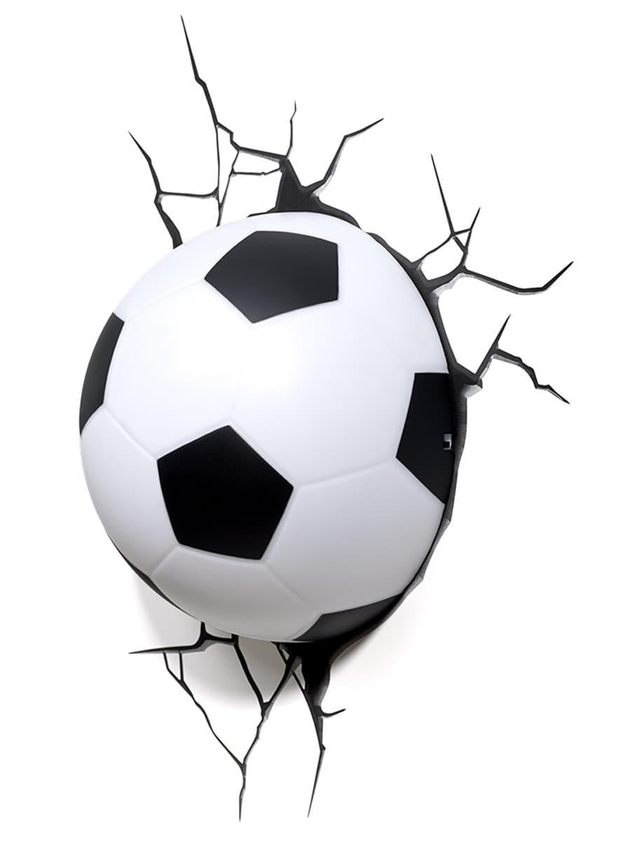 3D Deco Light Football