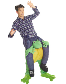 Drunk on shoulders costume