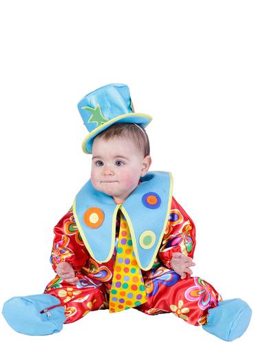 Costume De B B Clown Funidelia