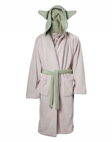 Albornoz de Yoda para adulto