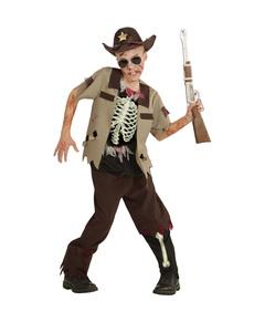 disfraz zombie para nios
